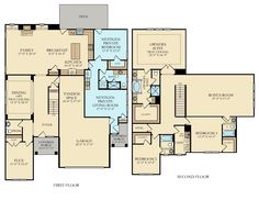 Multi generational home needs more rooms but great for Multi generational home plans