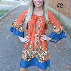 Mimi Dazzle Tunic Dress |10 Styles