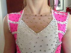 Rhythmic Gymnastics Leotard Used | eBay
