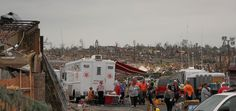 Southern Disaster Relief Efforts, after devastating storms in Alabama and Tennessee.        Salvation Army units of Decatur, Florence, and Huntsville are responding to Tornado touchdowns in Limestone and Madison Counties in North Alabama.      In Athens, AL, two mobile feeding units from Decatur and Florence have responded with food and hydration. One unit in Athens is located at the Sheriff's Command Post, while the other unit is stationed at the Eagle Point Subdivision in Athens.