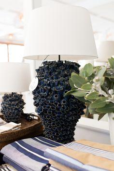 lamps at the boathouse home   photo @samrilesphotography