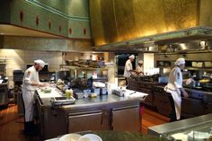 showcase eatery with open kitchen - Google Search