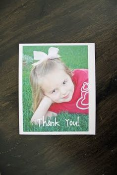 Cheap 'n Easy thank you cards