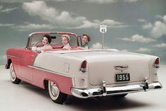 1955 - Chevrolet Bel Air