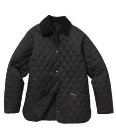 #Barbour #quilted jacket