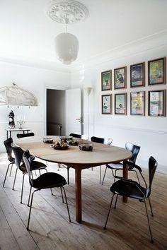my scandinavian home: Copenhagen apartment