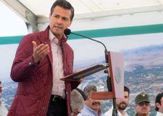 Vendrán otras empresas dice EPN tras cancelación de inversión
