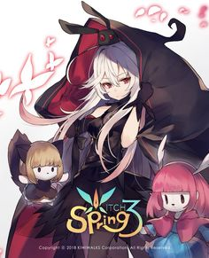 Witch Spring, Anime, Twitter, Cartoon Movies, Anime Music, Animation, Anima And Animus, Anime Shows
