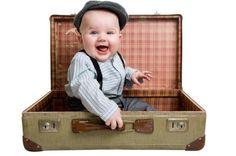 Viagem com bebês: destinos perfeitos