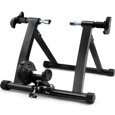 Yaheetech Indoor Magnet Steel Bike Bicycle Exercise Trainer Stand Resistance Stationary http://www.recumbentbikely.com/