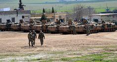 Ancara e Doha já preparam o deslocamento das tropas turcas para Qatar