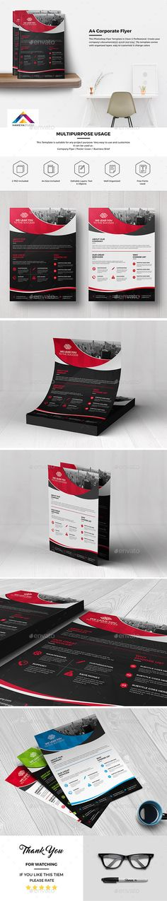 Haweya Corporate Flyer 07 This Photoshop Flyer Template is Clean Web Design, Flyer Design, Print Design, Graphic Design, Psd Flyer Templates, Business Flyer Templates, Pose, Company Brochure, Flyer Layout