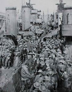 Nearly 300,000 troops had been returned from Dunkirk by the 2nd May. This is one of the officially released photographs and as such does not reflect the state in which many of the men returned.