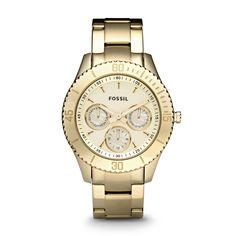 Stella Stainless Steel Watch - Gold-Tone ES2820 | ®
