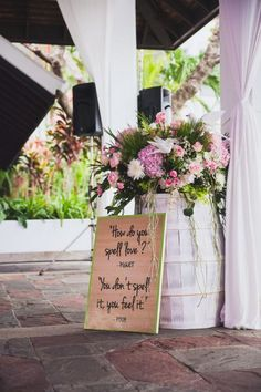 Looking for Love quote on wooden signage? Browse of latest bridal photos, lehenga & jewelry designs, decor ideas, etc. on WedMeGood Gallery. Event Planning Business, Wedding Planning, Amrita Puri, Garden Wedding, Diy Wedding, Wooden Signage, Love Quotes Photos, Entrance Decor, Wedding Signage