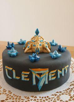 Starcraft 2 Cake