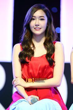 SNSD Jessica #red