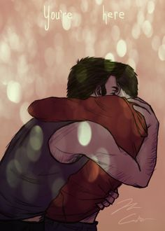 that's all I need to know and you will keep me safe and you will keep me close just hold me now and let it be I won't desert you now  by sebbysmythe.tumblr.com
