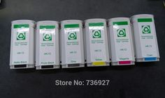 84.36$  Buy now - http://ali2my.worldwells.pw/go.php?t=32582043108 - 6PK Compatible ink cartridges for HP 72 With Chip C9403A C9370A C9371A C9372A C9373A C9374A for Designjet 2300/T610/ T620/T770