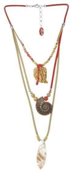 Nature bijoux / Collection : WANDERLUST