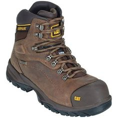 CAT 73687 Mens Insulated Waterproof Slip-Resistant Work Boots