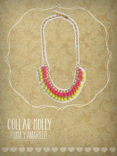 -Just Love- COLLAR MOLLY  <3  www.facebook.com/just.love.accesorios