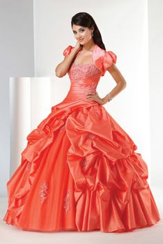 Ball Gown Strapless Floor Length Taffeta Lace Up Quinceanera Dresses Applique Lace With Ruffle