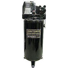 Craftsman Professional -60 Gallon Air Compressor, 3.1 RHP, Vertical Tank, Oil Lube