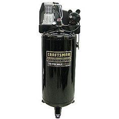 Craftsman Professional -60 Gallon Air Compressor, 3.1 RHP, Vertical Tank, Oil Lube