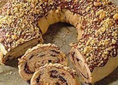 Use as sobras da Páscoa nesta rosca de nozes e chocolate - Gastronomia - Bonde. O seu portal