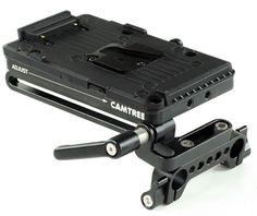 CAMTREE HUNT professional camera cage kit for Blackmagic Pocket Cinema Camera