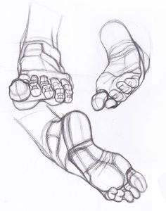 feet studies https://www.facebook.com/Bowh7/photos/?tab=album&album_id=520981004755002