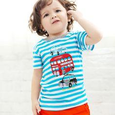 Little Maven Kids 2017 New 100% Cotton Summer t shirt Cotton Short Sleeve T-shirt Boys Clothing O-neck Children T Shirts