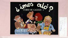 [Compañía de Radio Televisión de Galicia, 1990] Nail, Santiago De Compostela