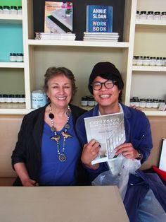 CoppiceGARDEN staff Ryota met Annie in Nagoya! It was sooooooo nice to meet you, Annie :)