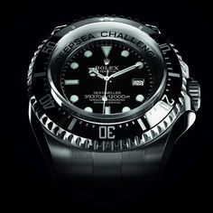 Rolex Deepsea Challenge Watch goes to Deepest Point On Earth (39,370 feet)