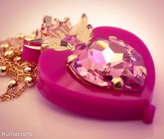 MADE TO ORDER Sailor Moon Inspired Chibi Moon by kumacrafts, $45.00