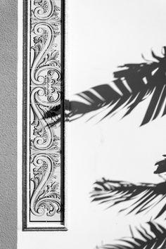 Cerámica y palma, en la lente de Patricia Pereira.