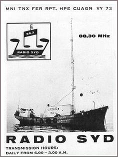 QSL-Card Radio Syd