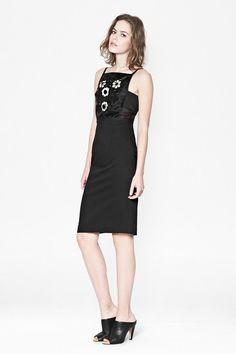 Satellite Jewel Strappy Dress