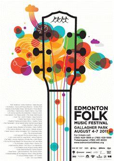 Key To Flow: Home to Edmonton Folk Music Festival