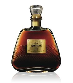 Ron Zacapa – XO Gran Reserva Especial | With hints of vanilla, almonds, chocolate and burnt caramel.