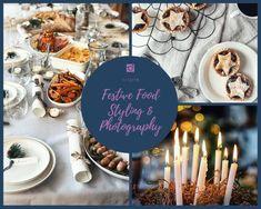 Festive Food Styling & Photography Roasted Ham, Roasted Vegetables, Food Photography Styling, Food Styling, Sausage Wrap, Denby Pottery, Pottery Place, Ham Glaze, Handmade Christmas Decorations