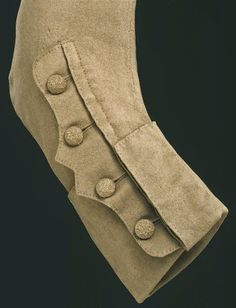 We thought we'd offer some inspiration with photos of interesting cuff treatments. The buttons are not always the focus here, but they are the detail that com Sleeves Designs For Dresses, Sleeve Designs, Blouse Designs, Techniques Couture, Sewing Techniques, Morning Inspiration, Mode Inspiration, Sewing Sleeves, Fabric Manipulation