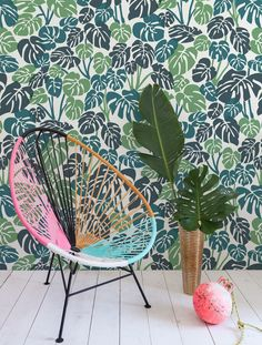 Deliciosa wallpaper in Rainforest by Aimée Wilder