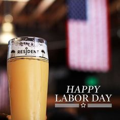 We would like to wish everyone a happy and a safe Labor Day! We're open today during our normal business hours. Parking meters in downtown are free today. Also, we still have a few Crowlers of Chasing Citra IPA and Urbanite IPA available for purchase. #sandiego #sandiegoconnection #sdlocals #sandiegolocals - posted by Resident Brewing Company https://www.instagram.com/residentbrewing. See more San Diego Beer at http://sdconnection.com