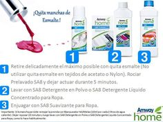 Amway Home, Amway Business, Nutrilite, How To Make Money, Beauty Hacks, Amway Products, Nails, Enamels, Cleaning