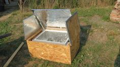 DIY Solar Oven : 8 Steps (with Pictures) - Instructables Diy Solar, Solar Oven Diy, Solar Energy Panels, Best Solar Panels, Solar Energy System, Solar Stove, Solar Cooker, Scrap Material, Utila