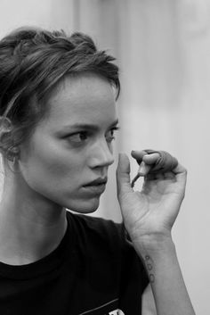 FREJA BEHA ERICHSON- she's just so pretty.