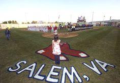 Red Sox Nation in Salem, VA